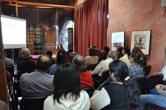 Acervo de la Biblioteca Franciscana, referente para la investigación de encuadernación antigua