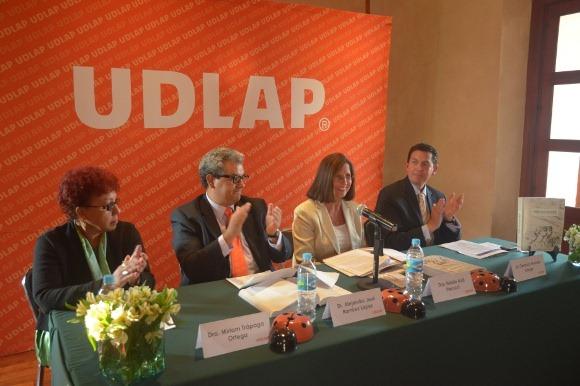 """La UDLAP presenta el libro """"Vida Sustentable, la experiencia de un sueño compartido"""""""