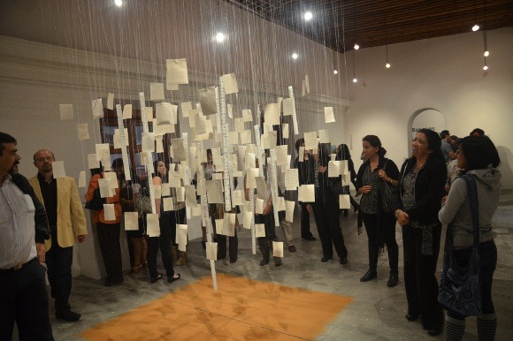 Casa del Caballero Águila inaugura su exposición de Otoño