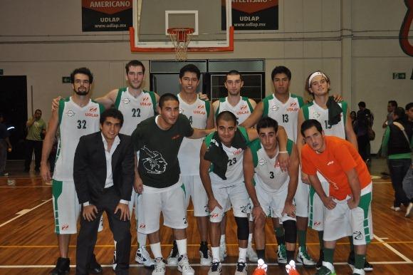Baloncesto Azteca en plan grande