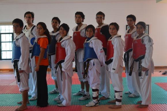Resultados del Campeonato Nacional de Tae Kwon Do de CONADEIP