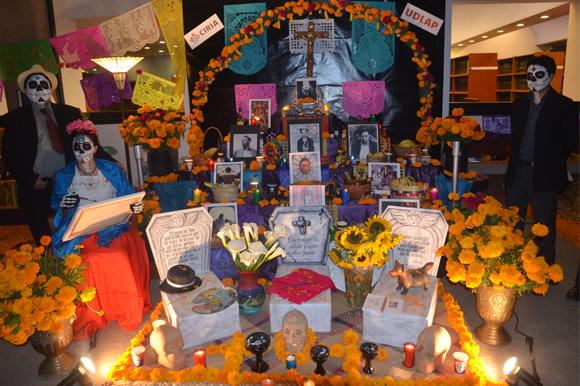 UDLAP se une a los festejos de Día de Muertos