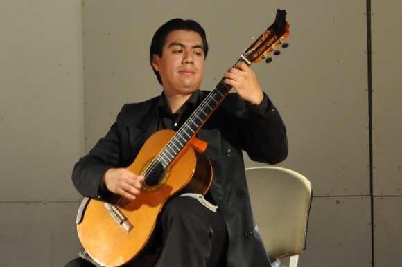 Capilla del Arte UDLAP, sede del 8° Festival Internacional de Guitarra Clásica