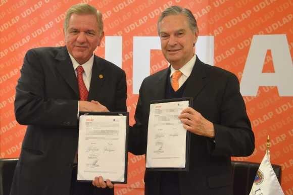 UDLAP y UANL signan convenio de colaboración