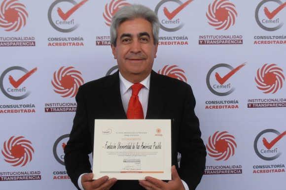 UDLAP obtiene máximo grado de acreditación otorgado por CEMEFI