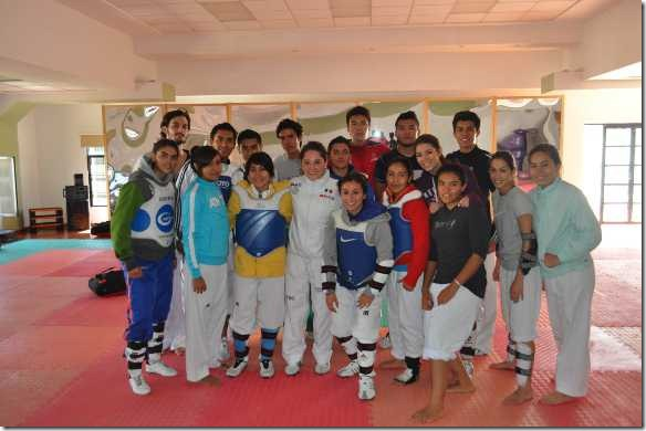 Aztecas protagonizan el Nacional de tae kwon do