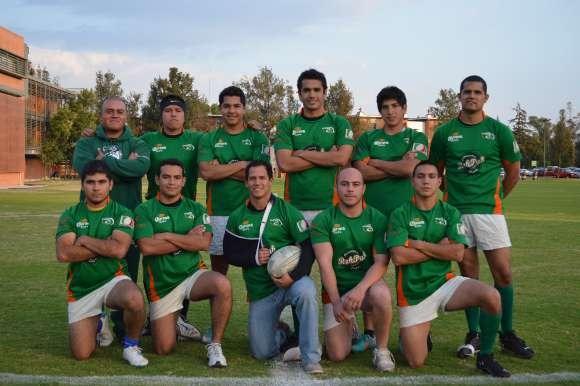 Aztecas UDLAP vencedores de la Liga de Rugby de Puebla
