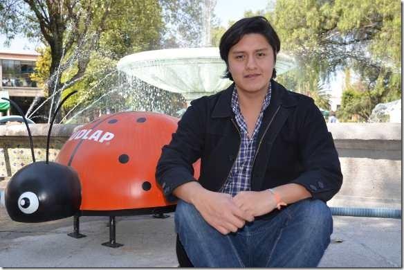 Estudiante UDLAP desarrolla aplicación web y gana el Reto Naranya 2012