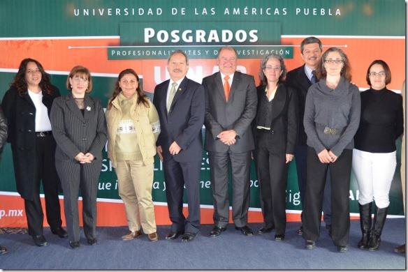 Presenta UDLAP la renovación de sus Posgrados 2013