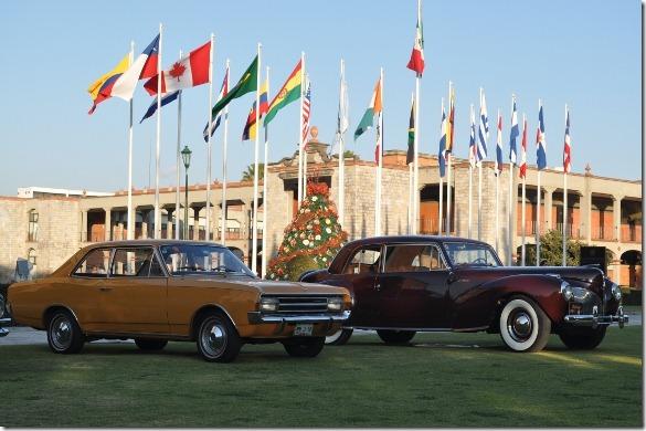 29° edición del Salón del Automóvil Antiguo en la UDLAP