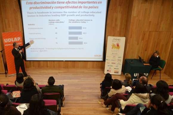 México necesita ciudadanos que respeten a las instituciones: Rector de la UDLAP