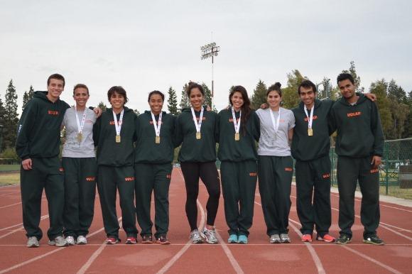 Atletas Aztecas cierran el 2012 con 17 medallas