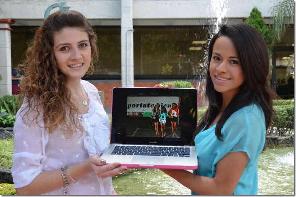 Alumnas de la UDLAP ganaron el concurso Escápate con Volaris
