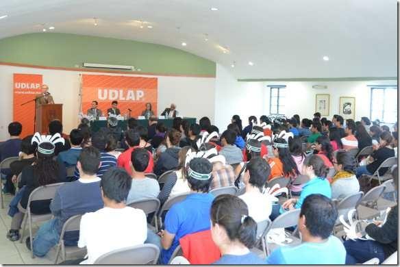 UDLAP da la bienvenida a estudiantes de nuevo ingreso