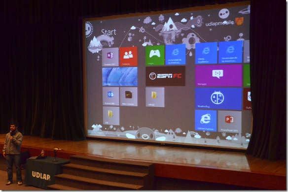 Windows 8 está pensado para los nuevos dispositivos: Jefe de Investigación y Desarrollo de la UDLAP