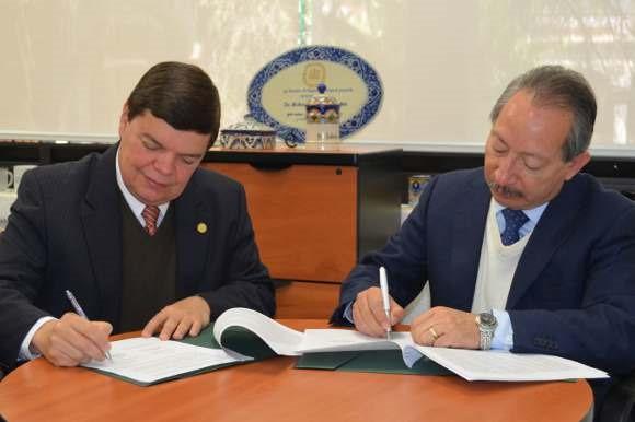 UDLAP y Universidad de San Pedro Sula de Honduras firma convenio de colaboración