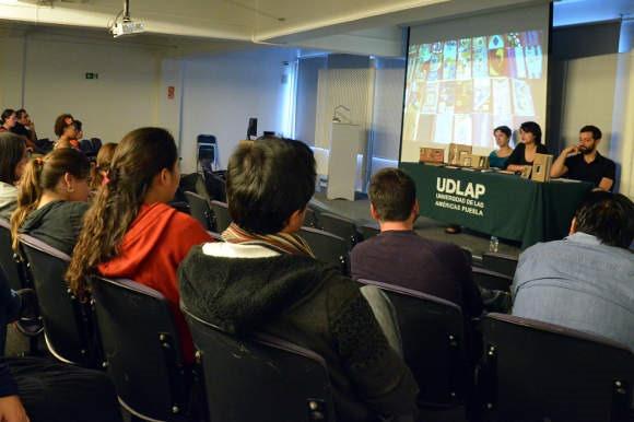 El movimiento editorial cartonero tiene presencia en la UDLAP