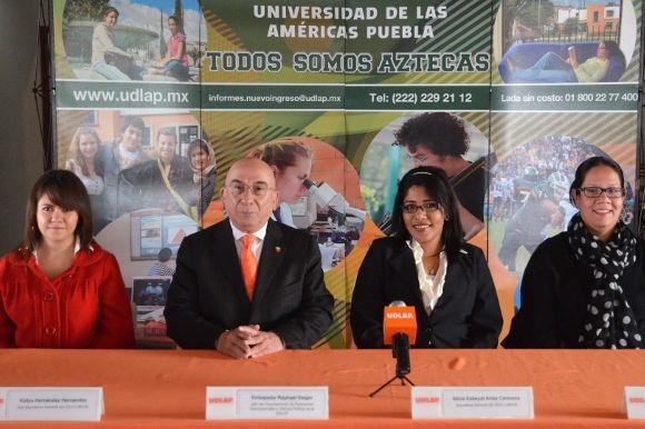 En la UDLAP, universitarios nacionales e internacionales intercambiarán experiencias culturales y de investigación