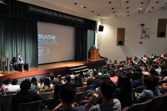 Reúne LIVING DESIGN a expertos internacionales en la disciplina en la UDLAP