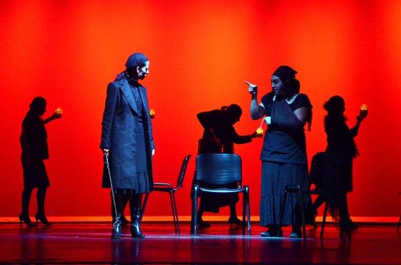 Teatro UDLAP inicia 2013 en Puebla y Orizaba con La casa de Bernarda Alba
