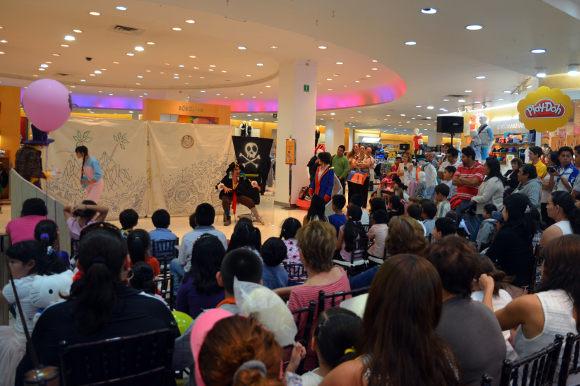 Festeja Universidad de las Américas el Día del Niño