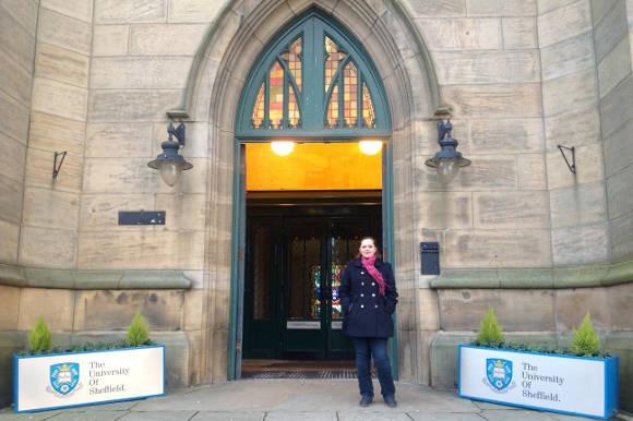 Egresada de la UDLAP obtiene beca para estudiar en Inglaterra