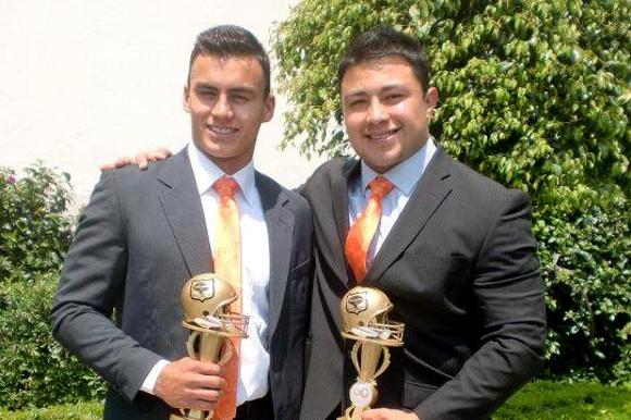 Aztecas FBA se ponen el «Casco de Oro»