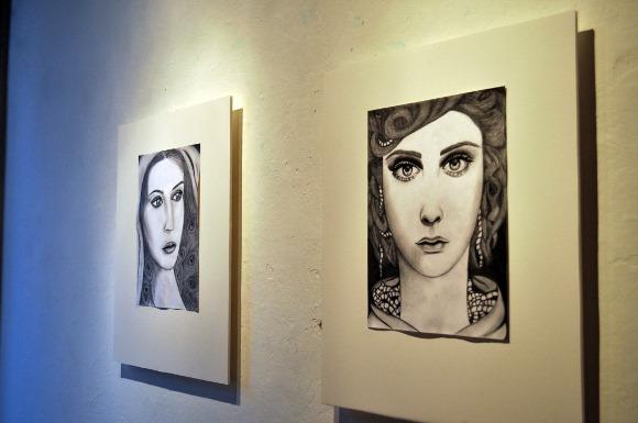 Dafne Covarrubias Zamora expone en la Luz de la nevera