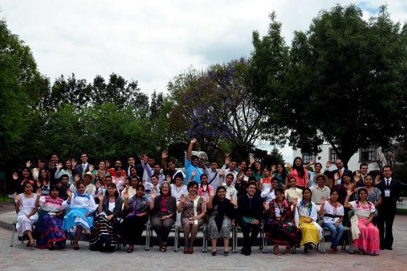 Los jóvenes juegan un papel muy importante en mejorar sus comunidades como socios del desarrollo