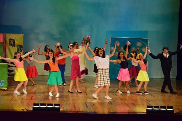 """Presentan alumnos del Colegio Humboldt """"New Girl in Town"""" en el Auditorio UDLAP"""