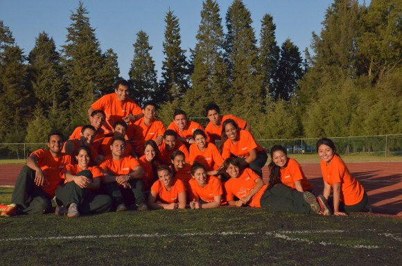 Es momento de ser grandes y demostrarlo en la pista: Aztecas de atletismo