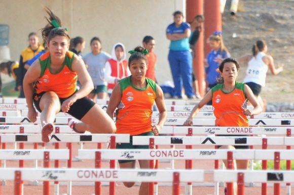 Atletas Aztecas buscan repetir medallas en Olimpiada Nacional