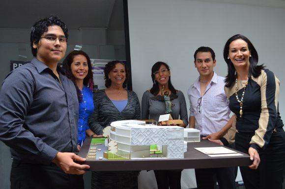 Estudiantes de Arquitectura de la UDLAP diseñaron el nuevo Complejo Médico del DIF Municipal