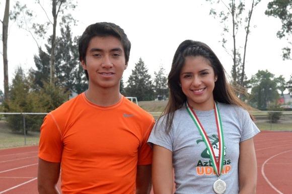 Atletas de la UDLAP consiguieron 5 medallas en la Olimpiada Nacional