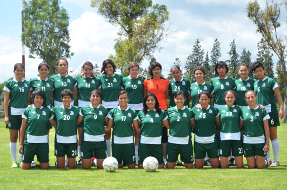 Aztecas golean y son líderes en la Liga Mayor