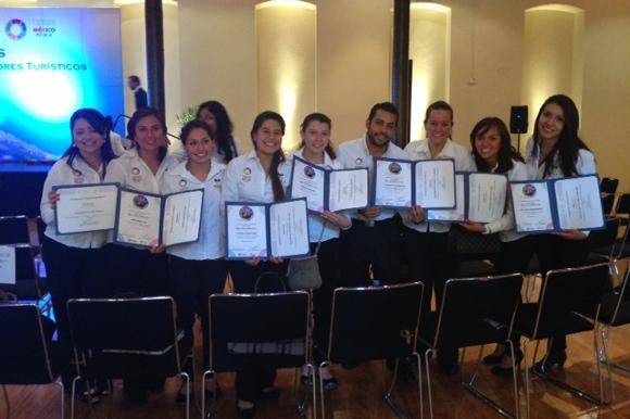 Estudiantes UDLAP nombrados Embajadores Turísticos