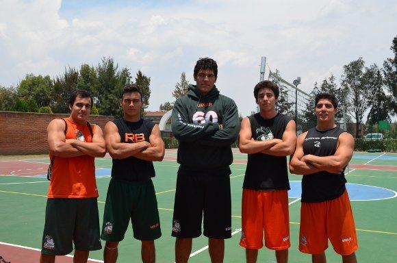 Aztecas mostrarán destrezas en el Penta Meet 2013