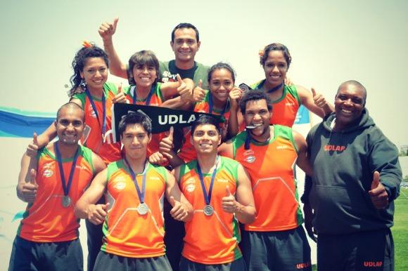 Aztecas de la UDLAP llegan a 11 medallas en el Campeonato Nacional de CONADEIP