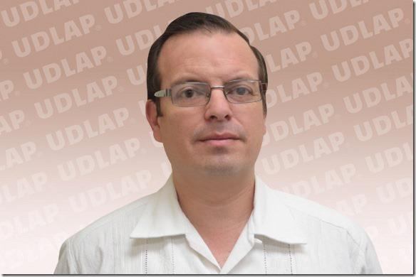 Dr Luis Ricardo Hdez UDLAP