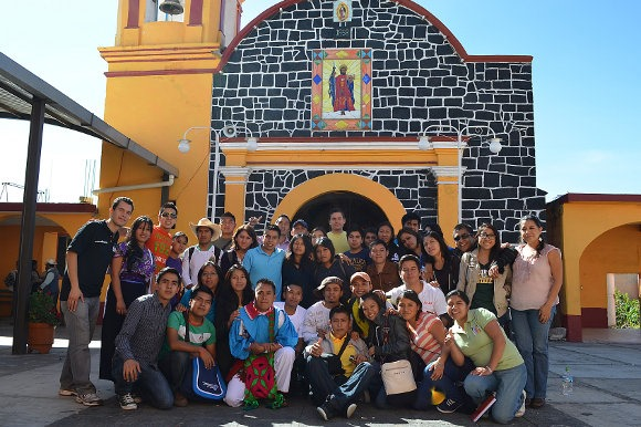 Termina exitosamente primera semana de actividades de Liderazgo para Jóvenes Indígenas UDLAP 2013