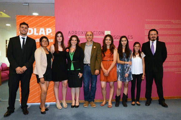 """Se inaugura en Biblioteca UDLAP exposición """"Aproximaciones Personales"""""""