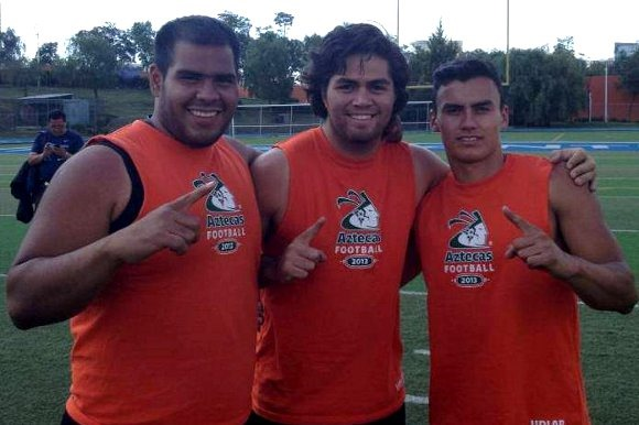 Aztecas dieron un adelanto de lo que exhibirán en la temporada 2013