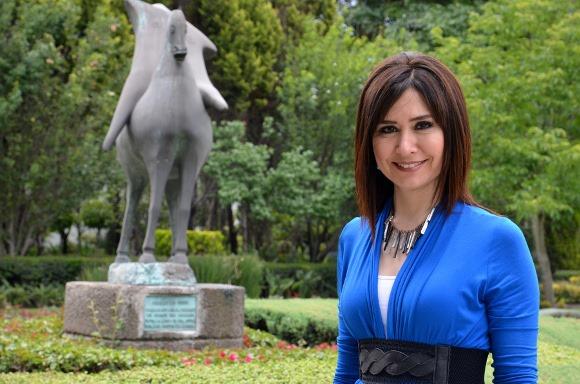 La egresada UDLAP Coca Sevilla fue nombrada Vicepresidenta de Comunicación de la AICI