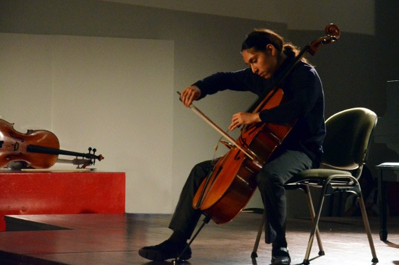 El joven cellista Tadao Hermida Ito se presenta en Capilla del Arte UDLAP