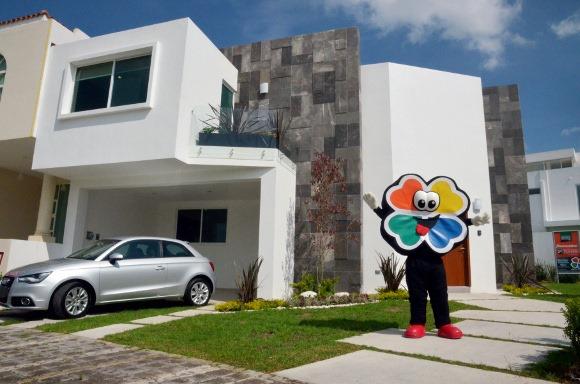 Sorteo UDLAP presentó las residencias del 1er y 2do lugar de su vigésimo octavo sorteo