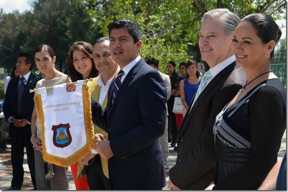 La UDLAP y el Municipio de Puebla dieron la bienvenida a la selección mexicana de TaeKwonDo