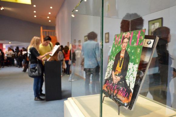 Inaugura UDLAP exposición Frida Kahlo, Íntima