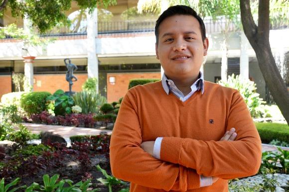 Egresado UDLAP gana beca para iniciar estudios de maestría en Shanghai
