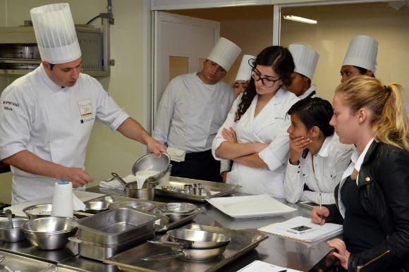 Recibe UDLAP participantes del Gran Concurso Culinario Latinoamericano Azteca