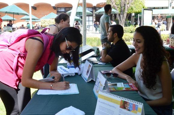 Empresas interesadas en el talento de estudiantes de la UDLAP